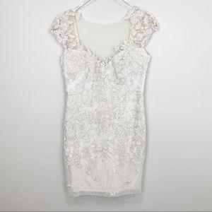 Anthropologie | BHLDN Solange Dress Tadashi Shoji